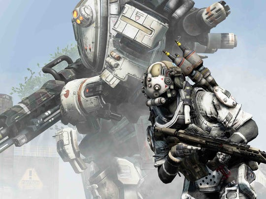 """""""Titanfall"""" was one of the rare games to live up to its hype in 2014."""