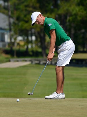 UWF's Chandler Blanchet is a finalist for the Jack Nicklaus Division II National Player of Year Award