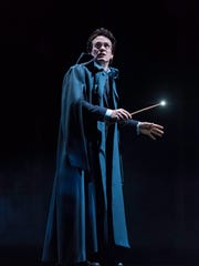 "Jamie Parker as Harry Potter in London's ""Harry Potter"