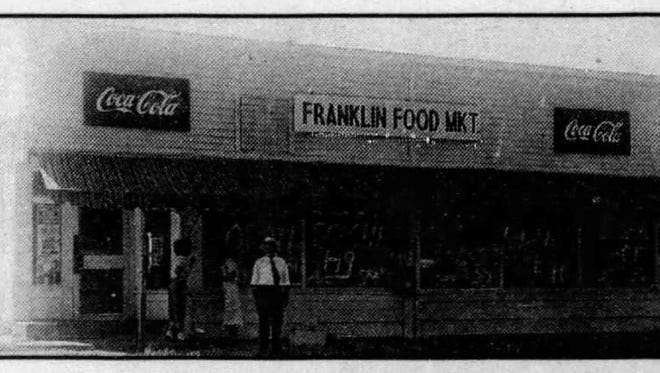 Franklin Food Market dates to 1949 in Sioux Falls.