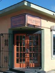 The Avenue Barber Shop in New Orleans, owned by Karanja Lipscomb, father of Vanderbilt wide receiver Kalija Lipscomb.