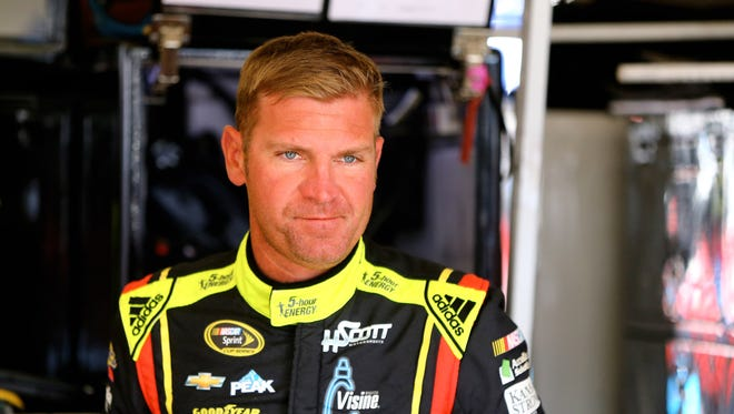 """""""I think everybody knows that I like having fun. The biggest thing is, people can be misled into thinking I'm not being serious,"""" says Clint Bowyer."""
