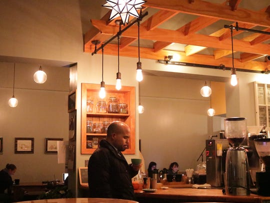 OQ also offers locally brewed kombucha and GF pastries
