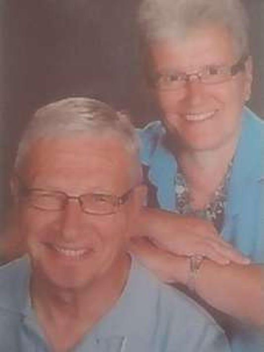 Anniversaries: Maury Versteeg & Vickie Versteeg
