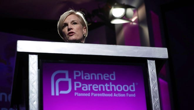 Cecile Richards, president of Planned Parenthood Action Fund, speaks during an event June 10, 2016 in Washington, D.C.