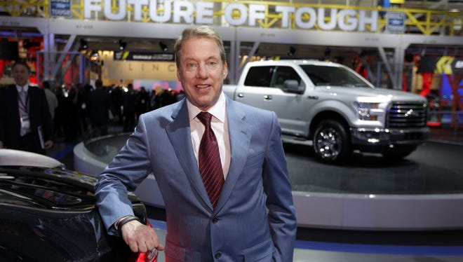 Ford Motor Co. Executive Chairman Bill Ford says the United States urgently needs to consider the ethics about how robotic vehicles operate.