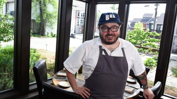 Sean Brock's Husk is a go for Greenville.