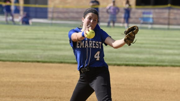 Makenzie McGrath and fourth-seeded NV/Demarest will play No. 5 Dumont in the Bergen County tournament quarterfinals. The Huskies will be trying to make a return trip to the semifinals.
