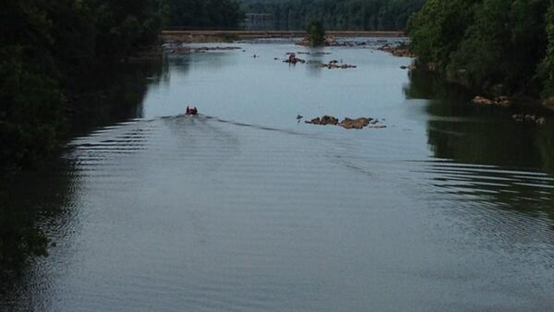 One Person Dead After Drowning in Congaree River