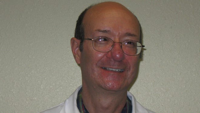 Carlsbad Medical Center pharmacist Claude Powell was honored with the Dorothy Dillon Award.