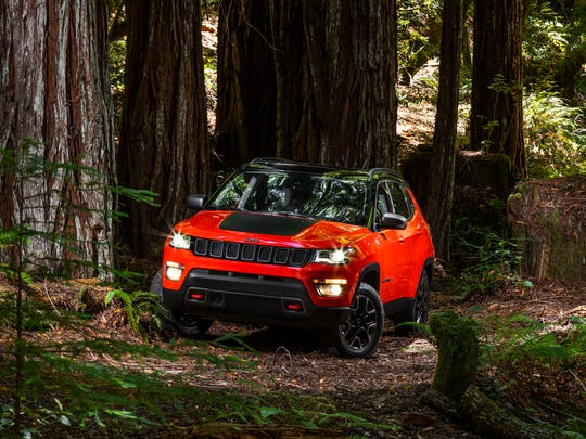 2017 Jeep® Compass Trailhawk