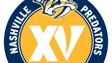 Nashville Predators 15th anniversary season