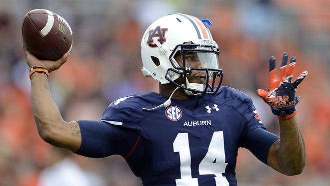 Auburn quarterback Nick  Marshall was named to the Davey O'Brien Award Watch List.