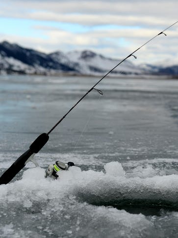 An ice fishing class will be held in Kalispell for