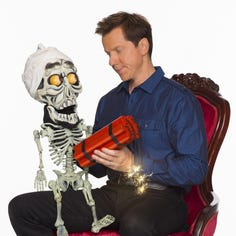 Comedian Jeff Dunham returns to Maines Arena in Binghamton with plethora of puppets