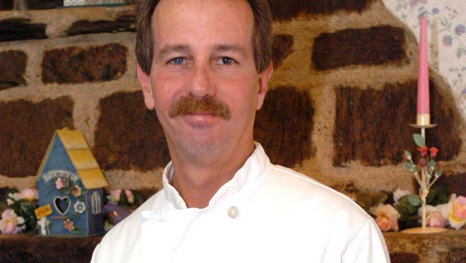 Chef Jim Belknap took over The Greenville Inn 23 years ago with wife Diane, who handled the front of the house. The restaurant was at 36 Smith Ave., in Greenville, a village of Smithfield.