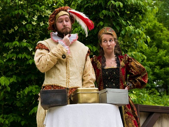 Montford Park Players offer Shakespearean drama all