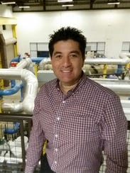 Patrick Chavez is director of Mechanical, Electrical