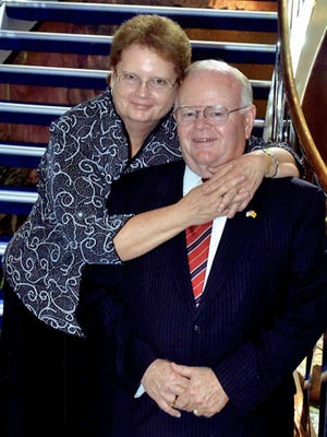 Linda and Jerry Walker will celebrate 50 years of marriage later this month.