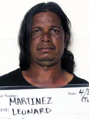 Leonard John Martinez