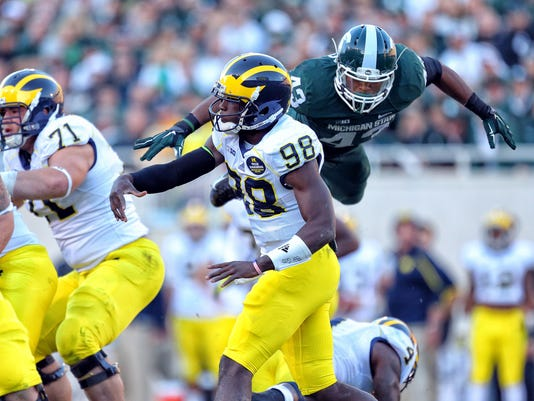 MSU Michigan football