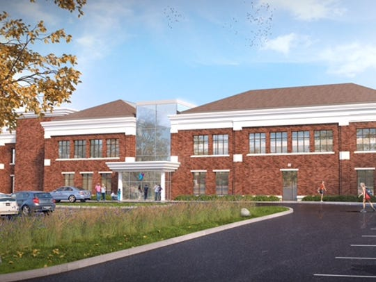 The new YMCA branch in Pittsford is expected to be