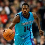 The Hornets were 62-55 with Kidd-Gilchrist in the starting