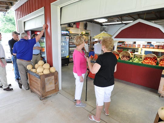 Evans Farms, in its third generation of family ownership, launched the Frozen Farmer line of chilly concoctions this spring – slowly at first from its farmstand on Seashore Highway.