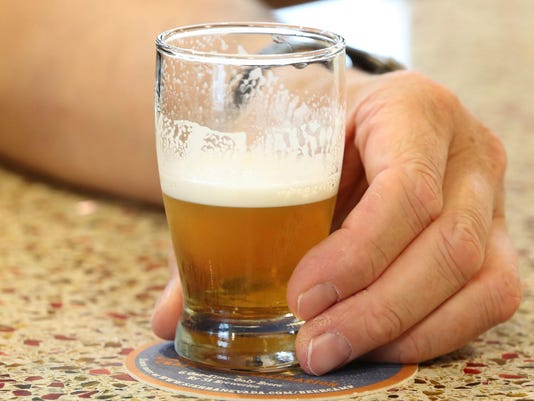 Beer - A variety of pour sizes