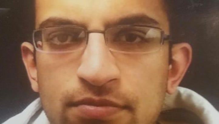 Trupal Patel, 29, of Brick