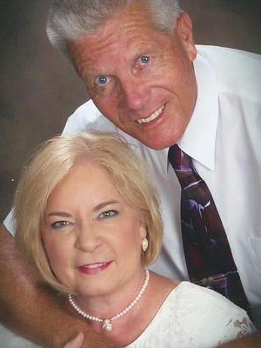 Anniversaries: Don Claxton & Mary Claxton