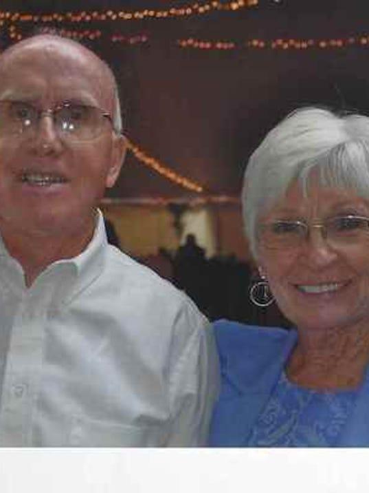 Anniversaries: Jinny Newton & Cliff Newton