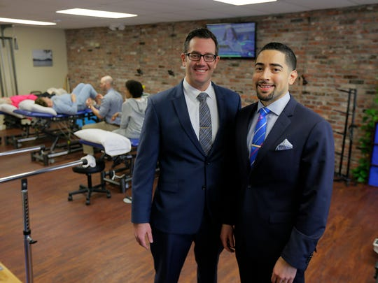 Dr. John P. Scafidi and Dr. Leonard J. Somarriba, owners