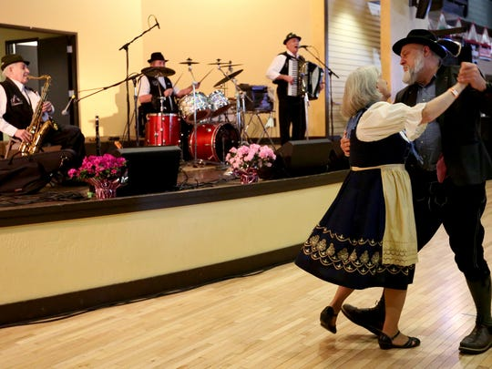 Mt. Angel Volksfest: Enjoy great food, live German music, dancing, games and demonstrations as you celebrate Mount Angel's German heritage, March 1-3, Mt. Angel Community Festhalle, 500 Wilco Hwy. NE, Mt. Angel. $5 admission for guests 21 and older; $10 with specialty stein or glass (limited availability). facebook.com/529234777565662.