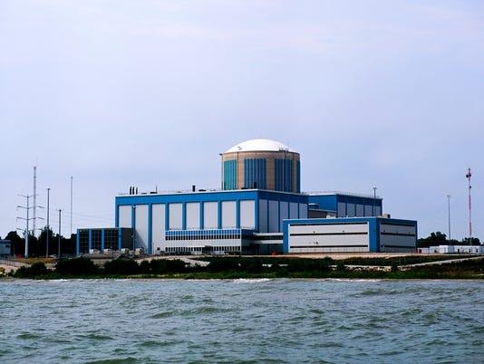 Kewaunee nuclear power plant