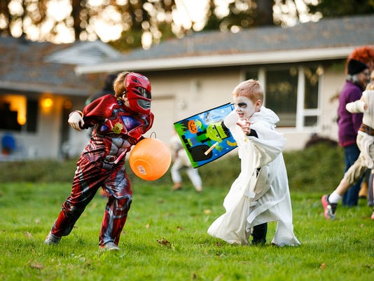 Salem Oregon Halloween Events
