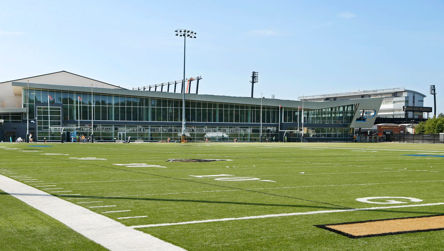 Performance Complex Born Out Of Purdue Football Summit