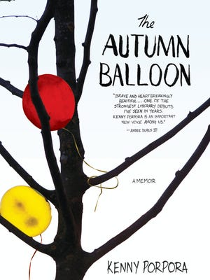 'The Autumn Balloon' by Kenny Porpora