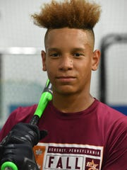Nazier Mule of Paterson won the Major League Baseball Mid-Atlantic Regional championship in the Junior Home Run Derby and will fly to Miami to compete nationally.