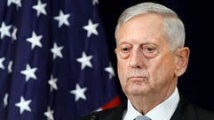 Secretary of Defense Jim Mattis