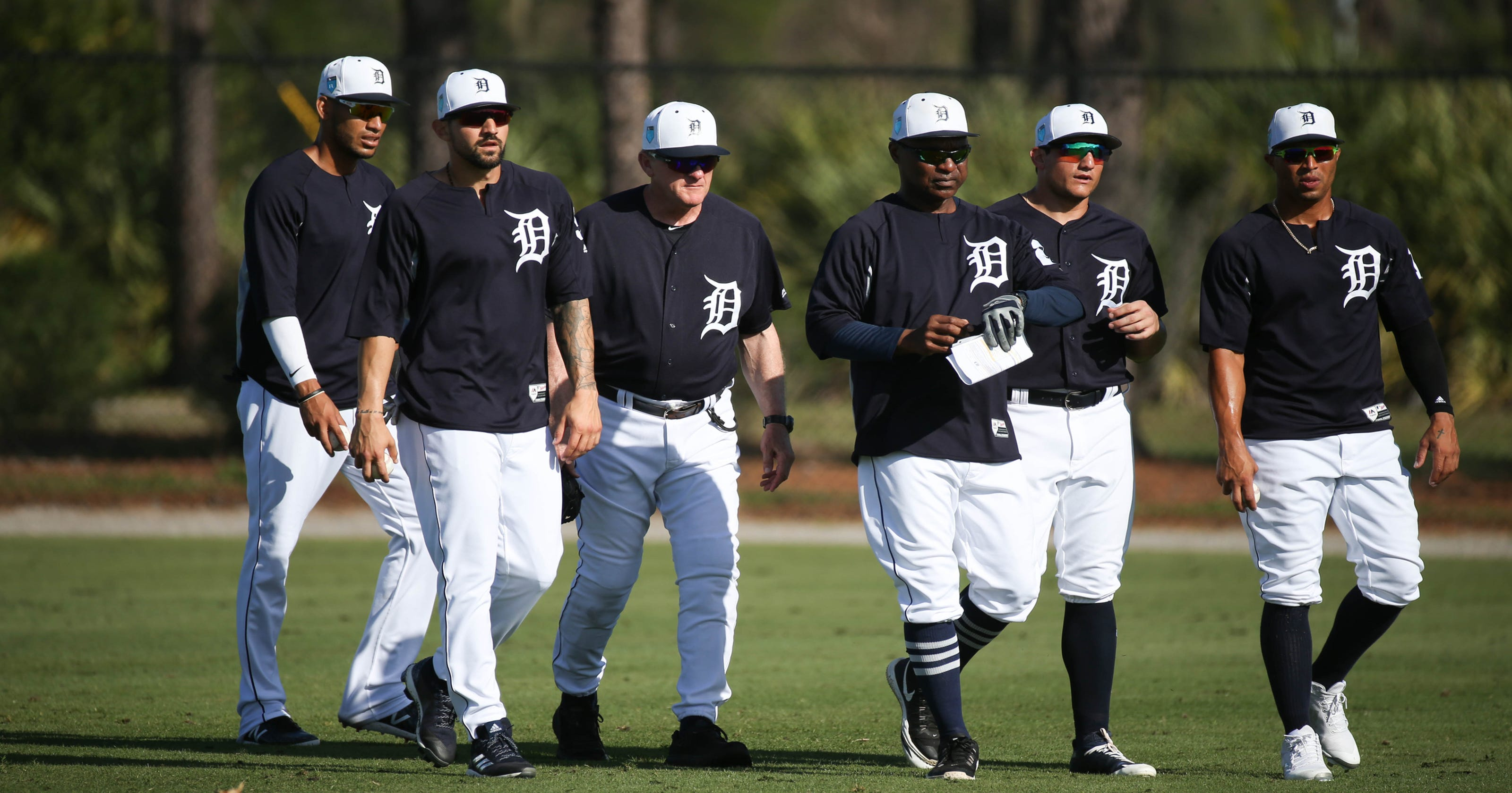 Detroit Tigers vs  Florida Southern Mocs today: Time, TV, radio info