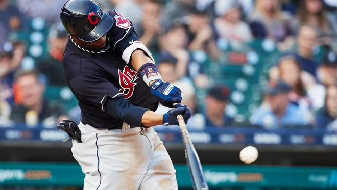 Would Cleveland's Rajai Davis have hit a home run in Game 7 of the World Series with no fans in stands?