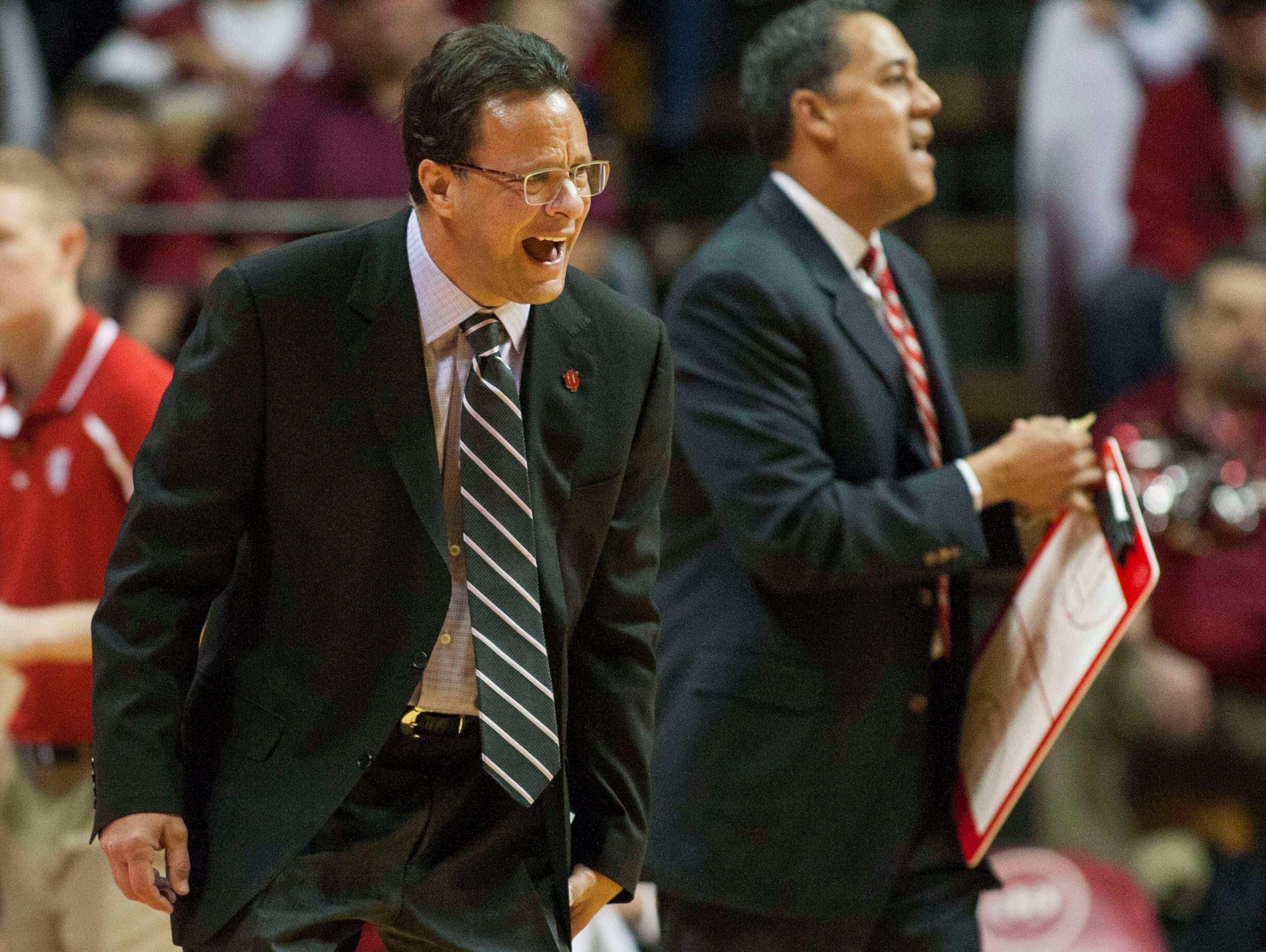 Tom Crean continues his search for talent.