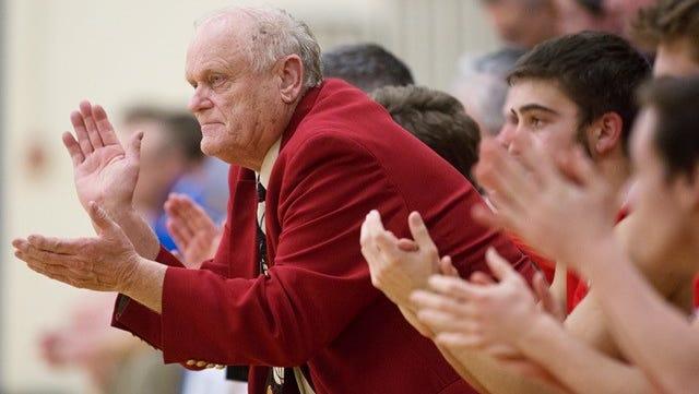 Beaverton boys basketball coach Roy Johnston