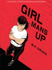 'Girl Mans Up' by M-E Girard