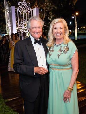 Jerry Seay and Pauline Pitt