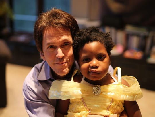 Chika is a 7-year-old Haitian girl whom Mitch Albom