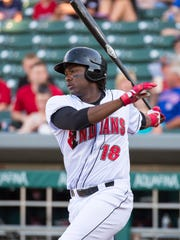 Indianapolis Indians' Josh Bell was named a Triple-A All-Star.