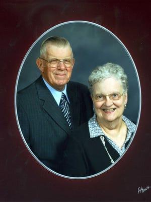 Norman & Ellen Mae Schiefer
