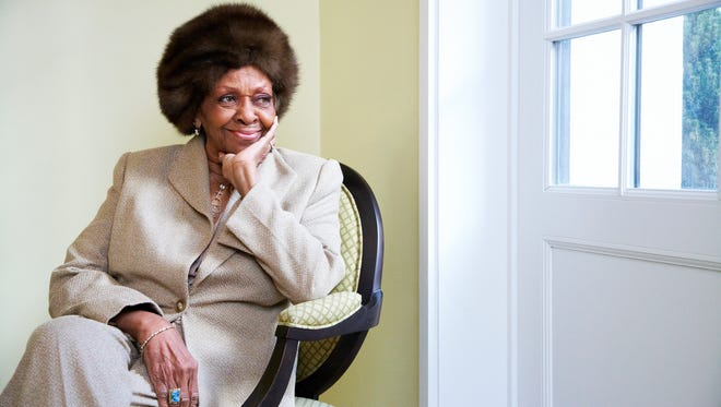 Cissy Houston in January 2013.